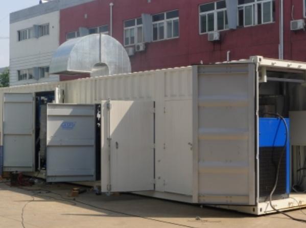 烟台石油天然气用制氮机